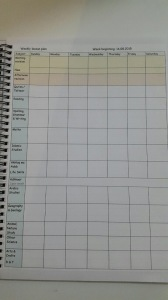 zaynab timetable