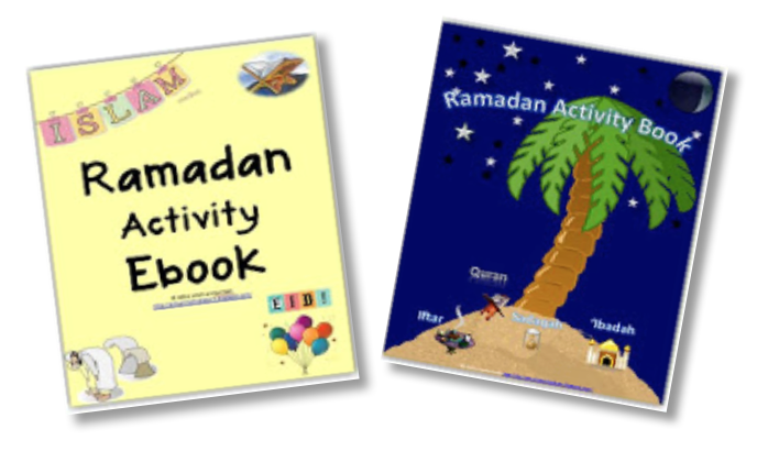 my 30 days of ramadan activity and coloring workbook about islam